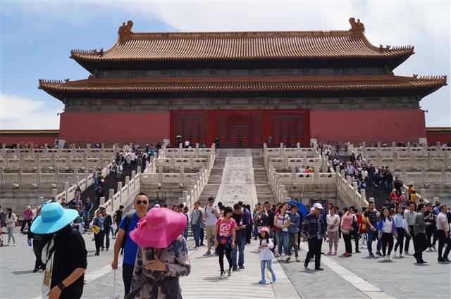 Peking Forbidden City
