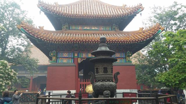 Peking Beijing Lama Temple