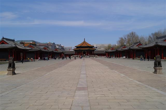 Shenyang Forbidden City