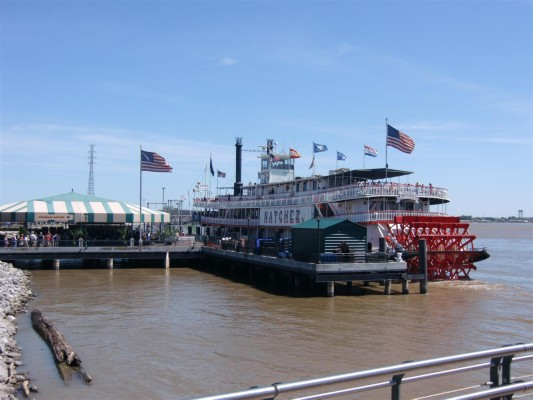 New Orleans Boat Tour