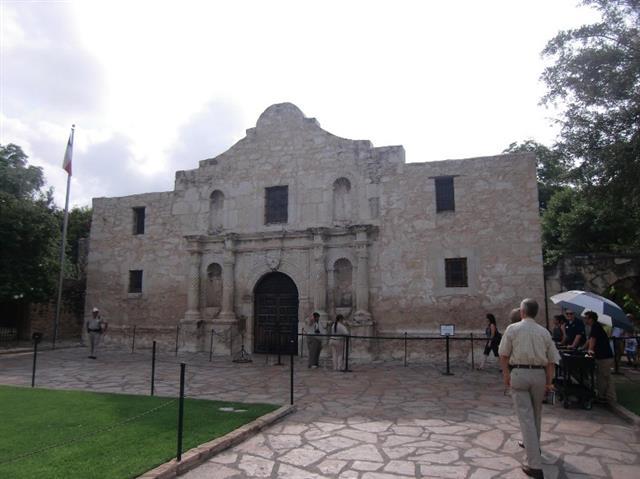 San Antonio - Alamo