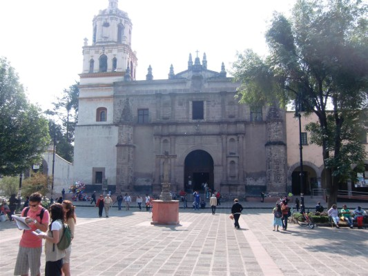 Mexico City Coyoacan