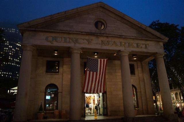 Boston Quincy Market