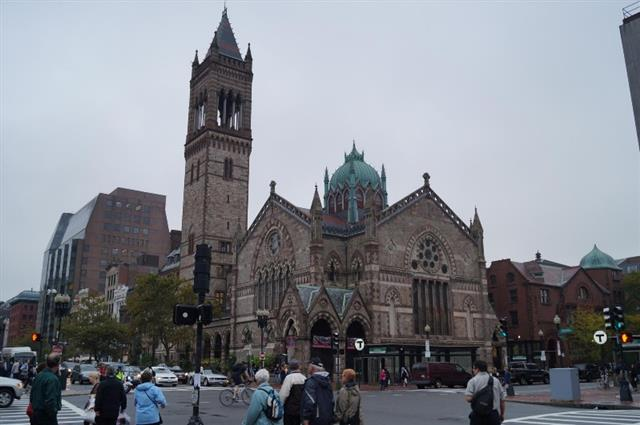 Boston South Church