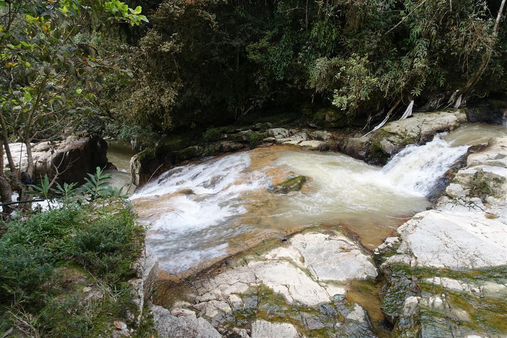 Robinson Waterfall Tanah Rata