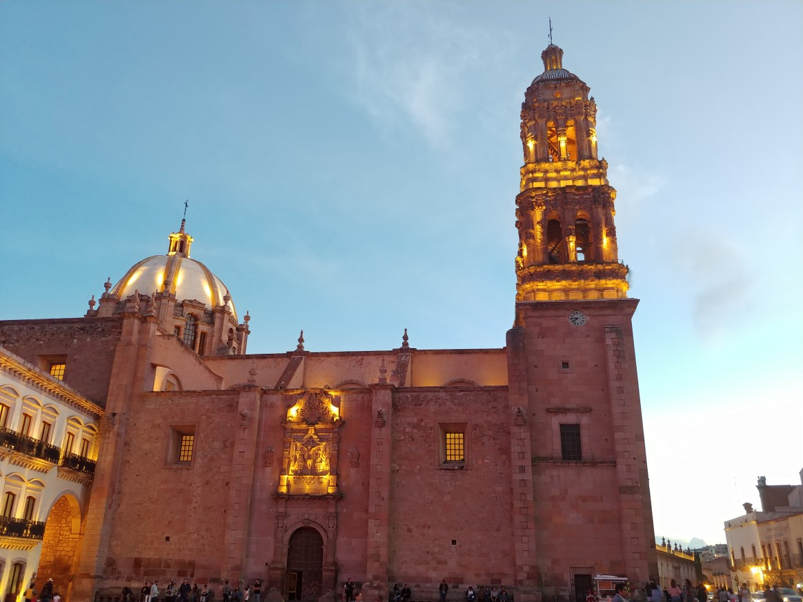 Kathedrale Zacatecas