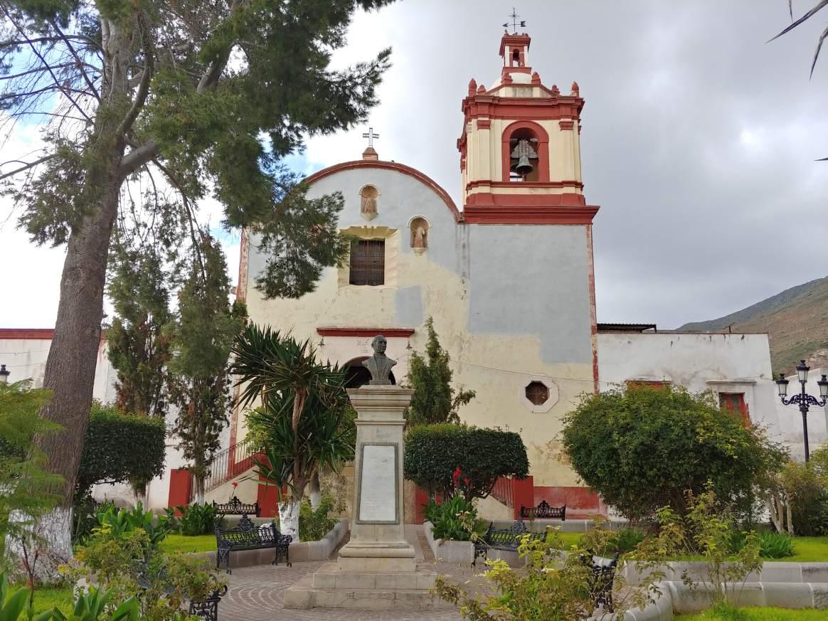 Pinos Pueblo