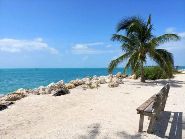 Key West Fort Zachary Beach