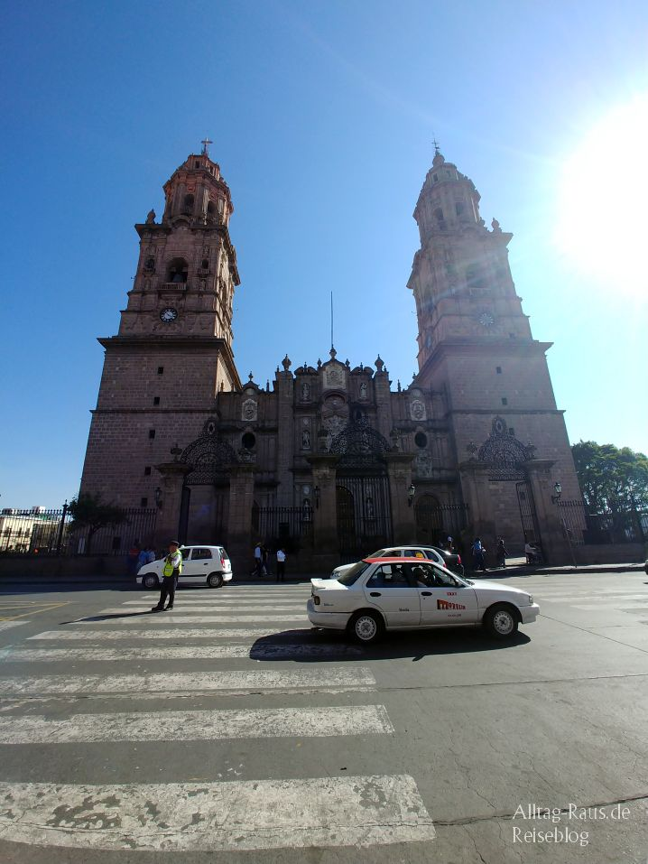 Cathedral Morelia