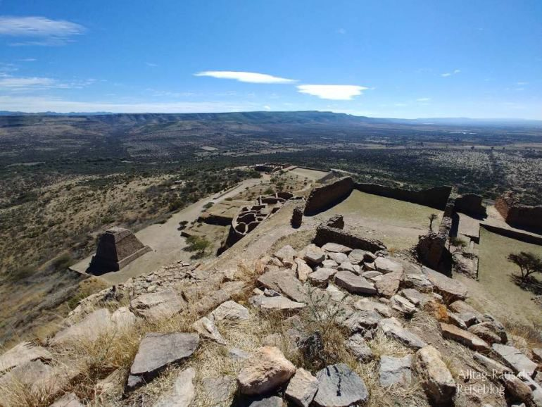 La Quemada Zacatecas