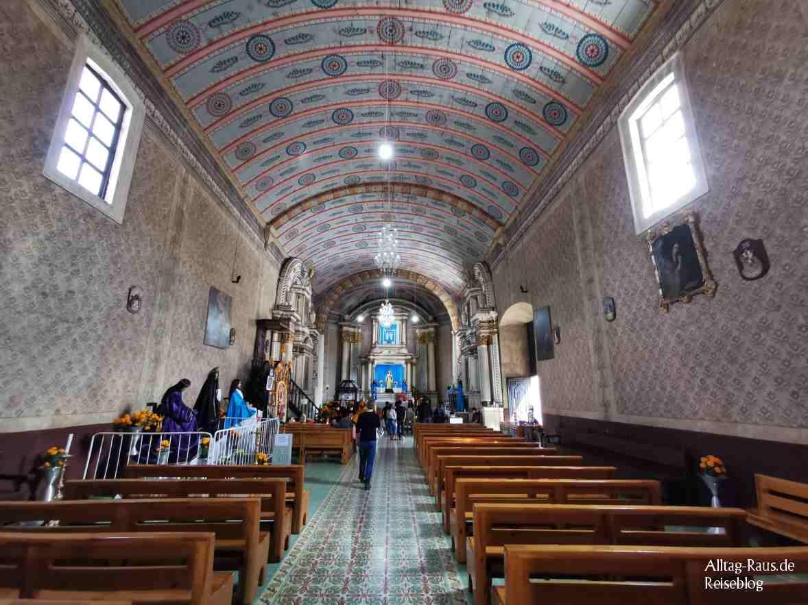 Tzintzuntzan Convent