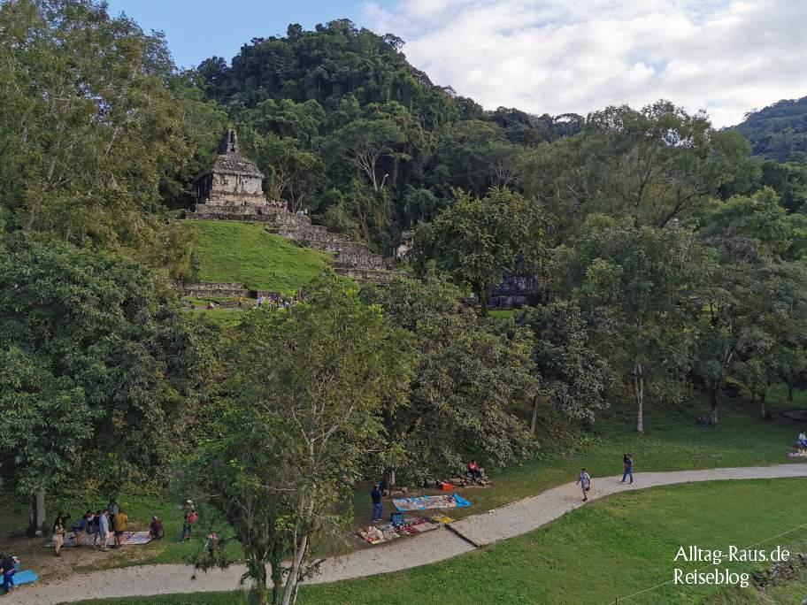 Palenque Maya Ruins