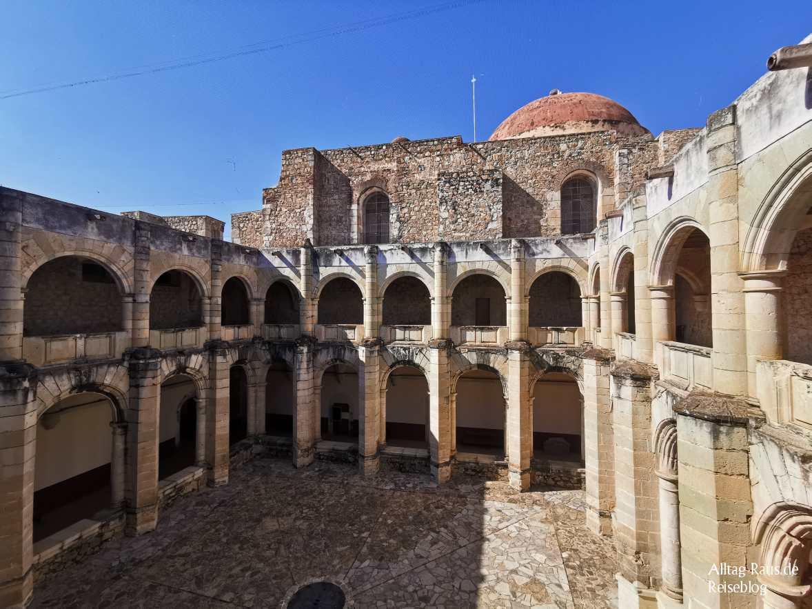 Ex-Convento Guerrero Oaxaca